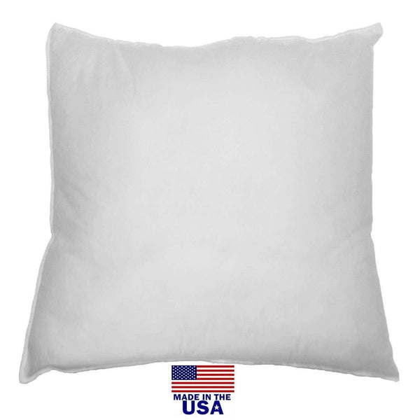 Mybecca 40 W X 40 L XtraLARGE Hypoallergenic Pillow Insert In Unique 26 By 26 Pillow Insert