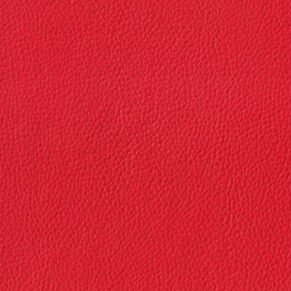 Faux Leather Fabric Calf Atomic red (10 yards)