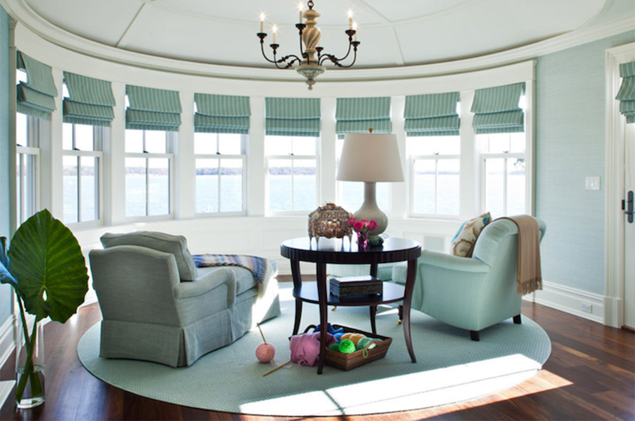 Why a Round Rug Might Be Right For You And Your Home - Apt2B