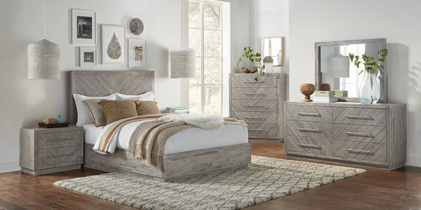 The Allister Collection Is Contemporary Rustic Done Right