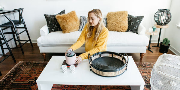 Brandi Cyrus Debuts Her New Studio Apartment
