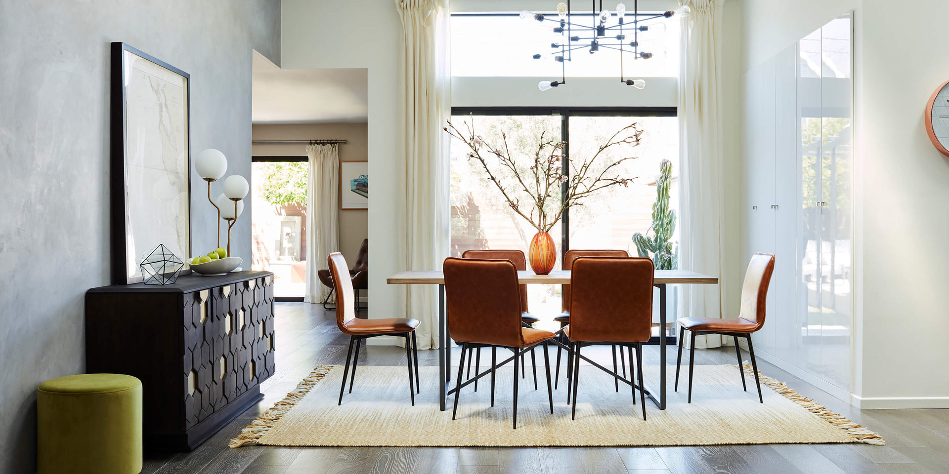 How To Style A Dining Room For Grown Ups   Apt2B