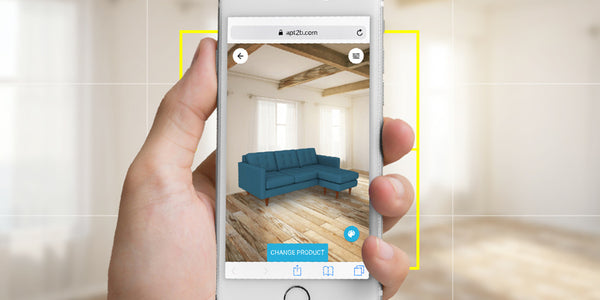 Apt2B + AR: Realize Your Furniture Future With One Click
