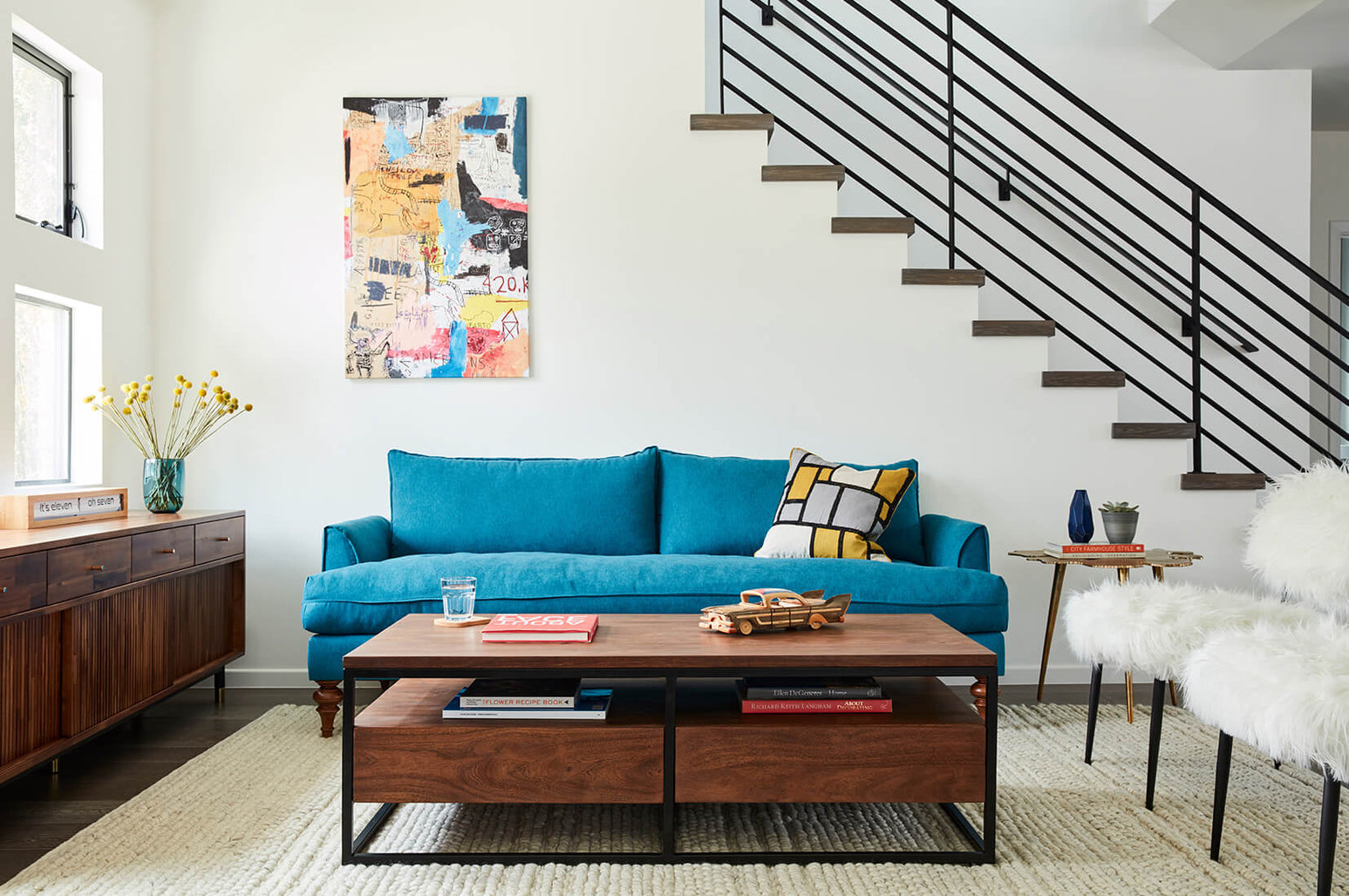How to style a room