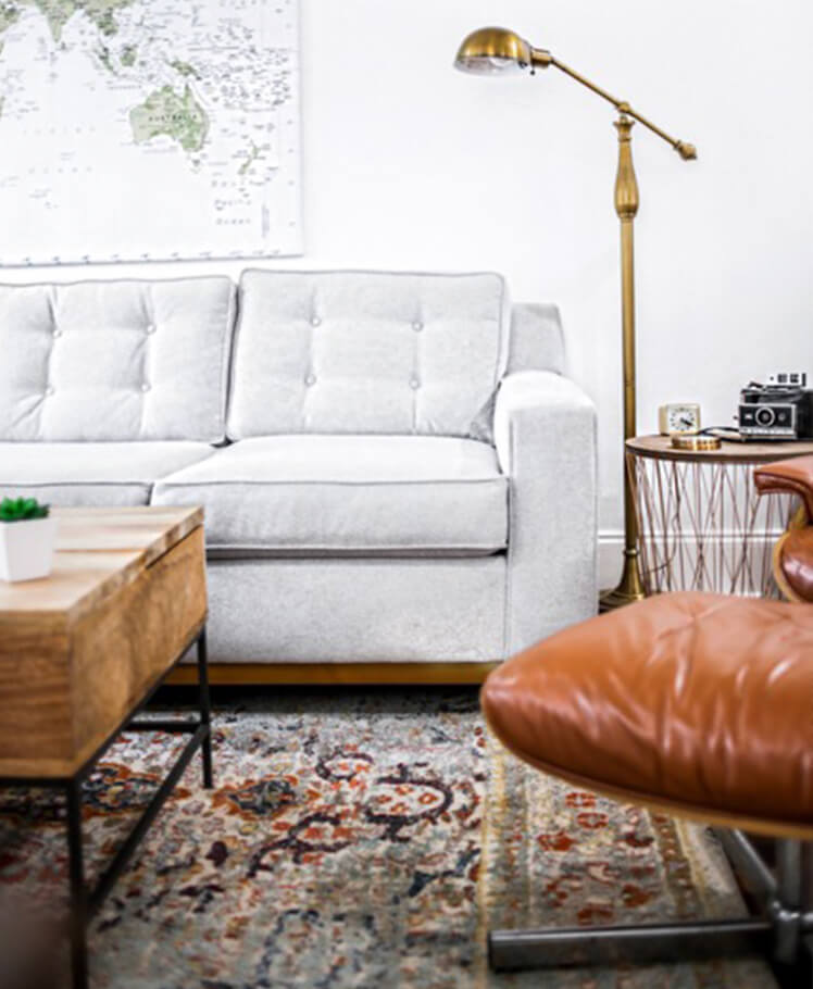 Affordable Modern Furniture: Sofas, Chairs, Tables