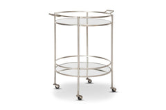 Hawthorn Bar Cart SILVER