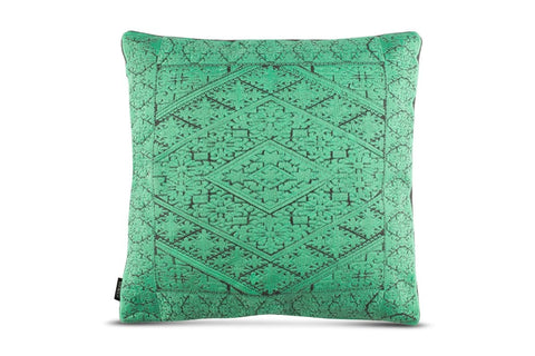 Vidya Toss Pillow SEA GREEN
