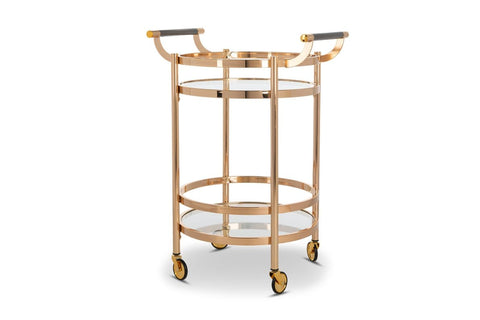 Cosmo Bar Cart GOLD