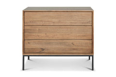 Augustine 3 Drawer Chest