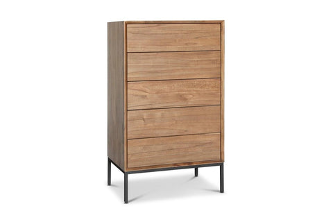 Augustine 5 Drawer Chest