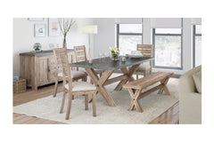 "Almont 91"" Dining Table"