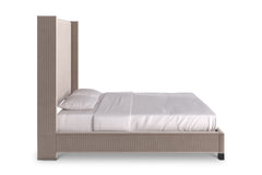 Beacon Upholstered Bed DESERT VELVET