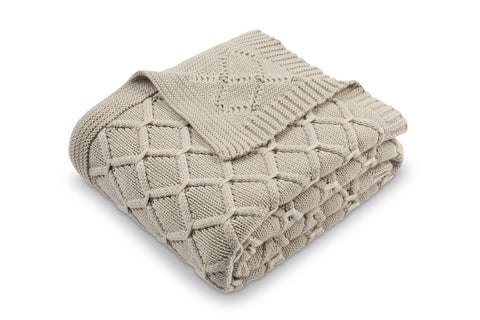 Brian Knit Throw