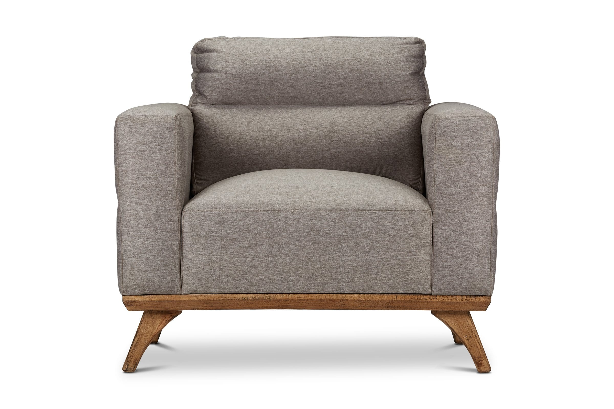 Embry Chair - Grey - Modern Furniture - Sold by Apt2B - Modern Accent Chair - Sold by Apt2B