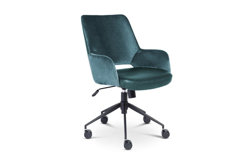 Trenton Office Chair TEAL