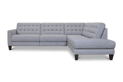 Toranado 2pc Sectional with Power Foot Rest