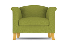 Albright Chair :: Leg Finish: Natural