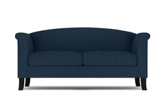 "Albright Apartment Size Sofa :: Leg Finish: Espresso / Size: Apartment Size - 74""w"