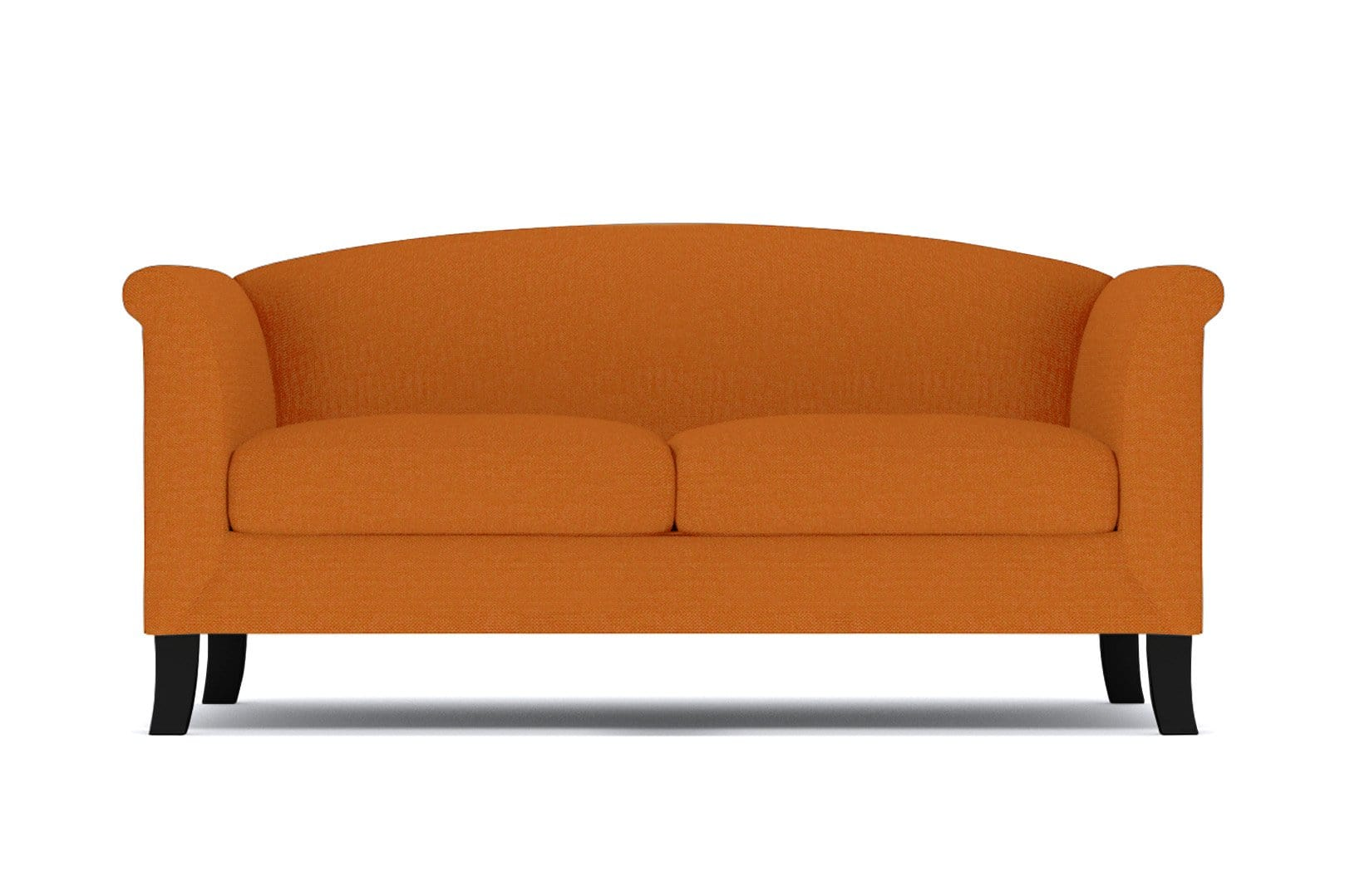 Albright_Loveseat__Orange___Small_Space_Modern_Couch_Made_in_the_USA__Sold_by_Apt2B