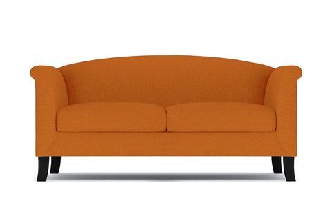 Albright Loveseat :: Leg Finish: Espresso / Size: Loveseat - 60