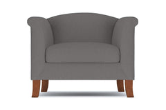 Albright Chair :: Leg Finish: Pecan