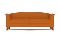 Albright Sofa :: Leg Finish: Pecan