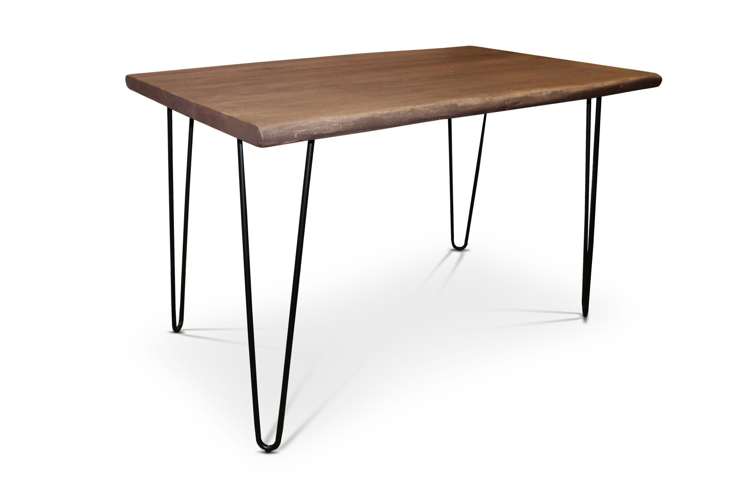 Angeles Crest Live Edge Dining Table NATURAL - Modern Dining Tables Sold by Apt2B