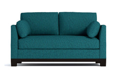 "Avalon Apartment Size Sofa :: Leg Finish: Espresso / Size: Apartment Size - 71""w"