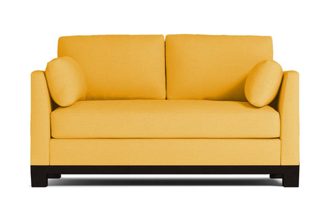 Avalon Apartment Size Sofa :: Leg Finish: Espresso / Size: Apartment Size - 71