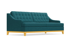Bannister Sofa :: Leg Finish: Natural