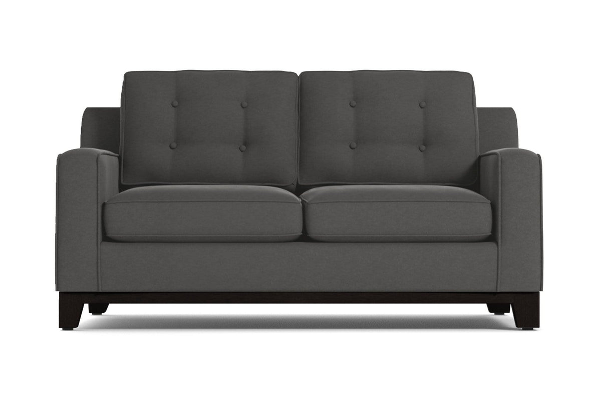 Brentwood Apartment Size Sofa - USA Made Modern Small Space Sofas ...