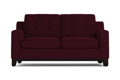 Brentwood Apartment Size Sleeper Sofa :: Leg Finish: Espresso / Sleeper Option: Memory Foam Mattress