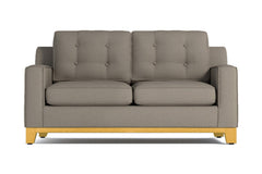 "Brentwood Apartment Size Sofa :: Leg Finish: Natural / Size: Apartment Size - 72""w"
