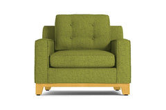 Brentwood Chair :: Leg Finish: Natural