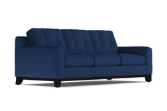 Brentwood Queen Size Sleeper Sofa :: Leg Finish: Espresso / Sleeper Option: Memory Foam Mattress