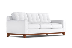 Brentwood Sofa :: Leg Finish: Pecan