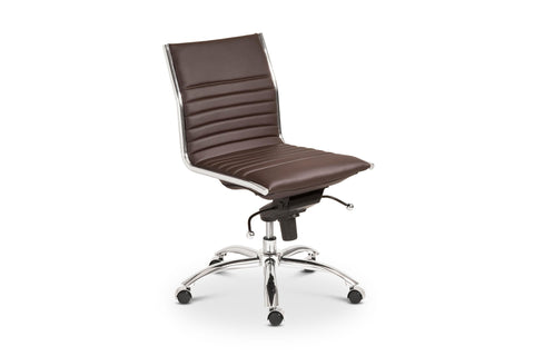 Cromwell Office Chair - BROWN