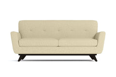 "Carson Apartment Size Sofa :: Leg Finish: Espresso / Size: Apartment Size - 72""w"
