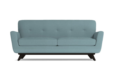 Carson Apartment Size Sofa :: Leg Finish: Espresso / Size: Apartment Size - 72