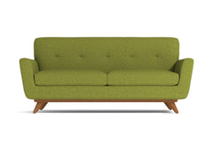"Carson Apartment Size Sofa :: Leg Finish: Pecan / Size: Apartment Size - 72""w"