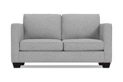 Catalina Twin Size Sleeper Sofa :: Leg Finish: Espresso / Sleeper Option: Memory Foam Mattress