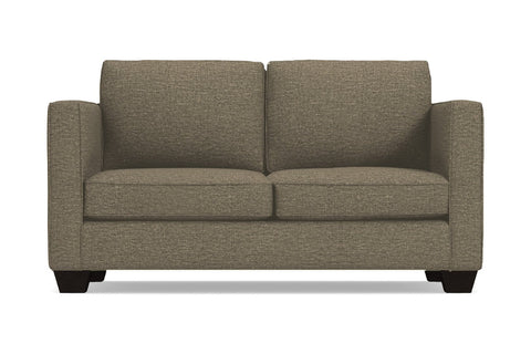 Catalina Loveseat :: Leg Finish: Espresso / Size: Loveseat - 58