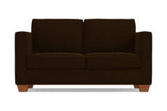 "Catalina Apartment Size Sofa :: Leg Finish: Pecan / Size: Apartment Size - 72""w"