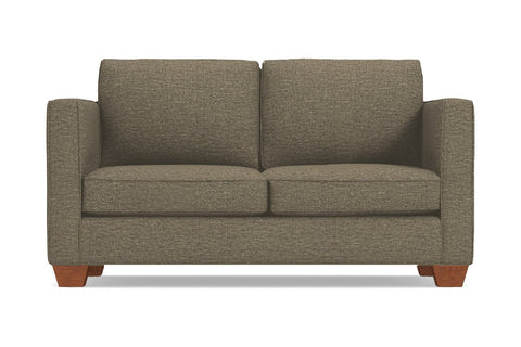 Catalina Loveseat :: Leg Finish: Pecan / Size: Loveseat - 58