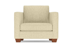 Catalina Chair :: Leg Finish: Pecan