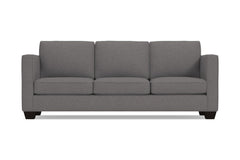 Catalina Queen Size Sleeper Sofa :: Leg Finish: Espresso / Sleeper Option: Deluxe Innerspring Mattress
