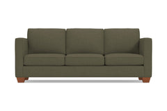 Catalina Sofa :: Leg Finish: Pecan