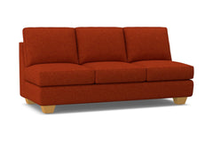 Catalina Armless Sofa :: Leg Finish: Natural