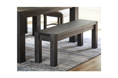 Clifton Bench GRAPHITE