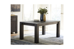 Clifton Extendable Dining Table GRAPHITE